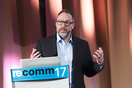 re.comm 17: Jimmy Wales eröffnete als Startredner den 6. Innovationskongress in Kitzbühel