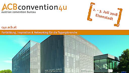 Jahreskongress der österreichischen Tagungsindustrie 2018 im Burgenland