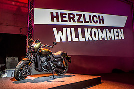 Fotograf: Christian Mikes, Fotocredit: Harley-Davidson-Charity-Gala/Mikes
