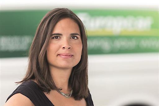 Inés Kaufmann, Geschäftsführerin Europcar Österreich