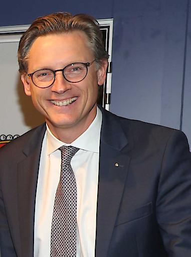 Dr. Johannes Hörl, Vorstand Großglockner Hochalpenstraßen AG
