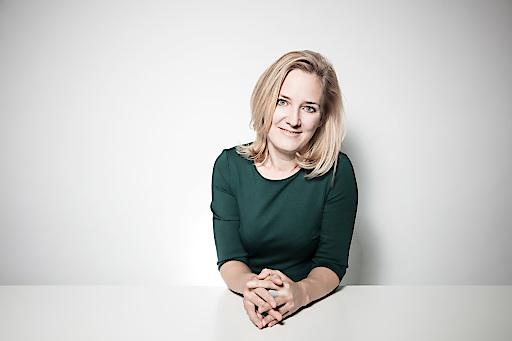 Julia Wawrik ist neuer Head of Sales in der Styria Content Creation