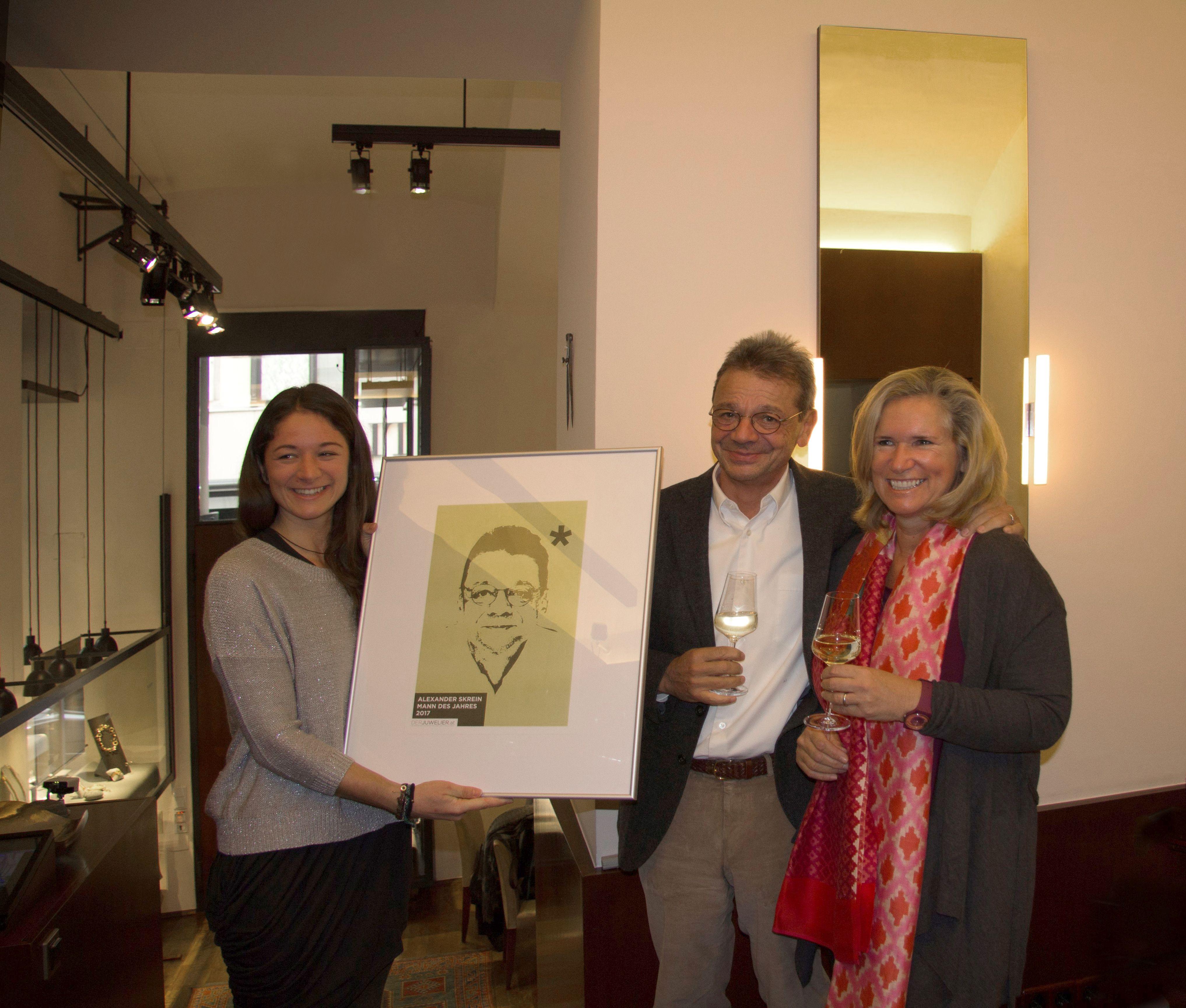 Mann des Jahres 2017: Alexander Skrein   M. Skrein GmbH
