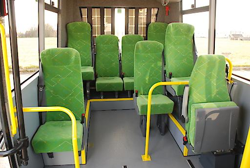 Niederflur Elektrobus bis 23 Personen, www.k-bus.at