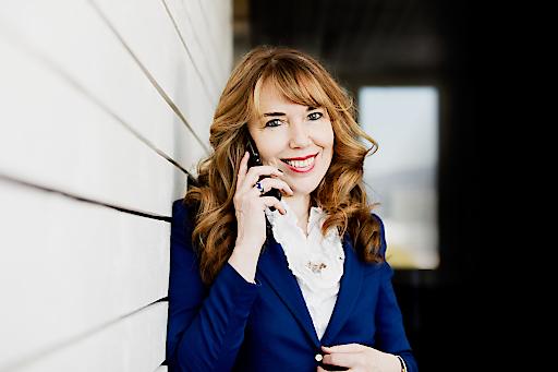 """Emporia-Eigentümerin Eveline Pupeter """"Wir haben unser Smartphone aufgeräumt. Einfach ist das neue smart."""""""