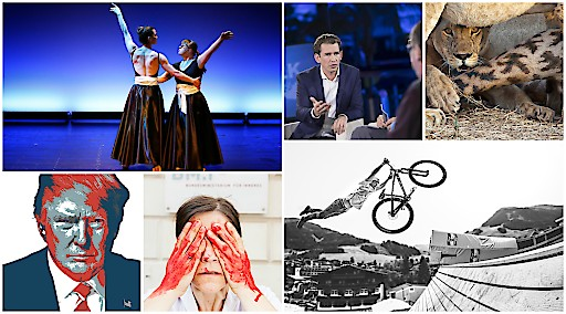 Der APA-OTS Jahresrückblick in Bildern