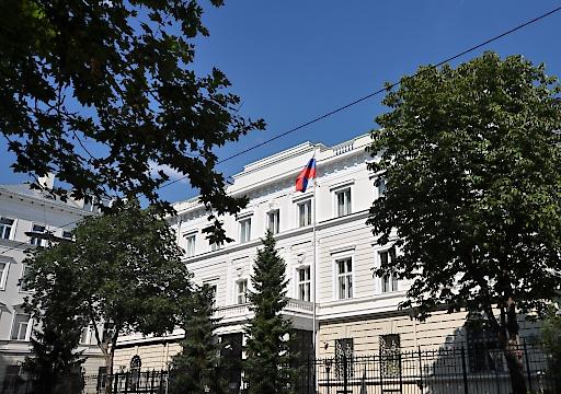 Russische Botschaft in Wien