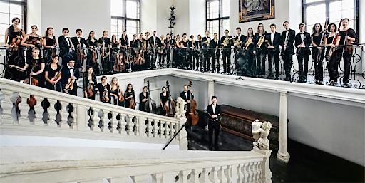 Kammerorchester Modus 21 mit Dirigent Erich Polz