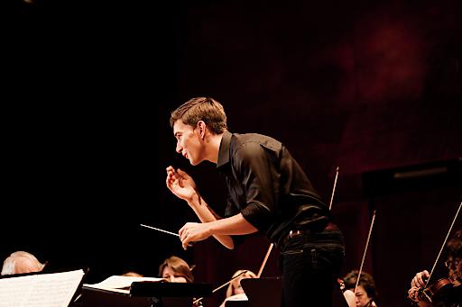 Der grandiose Dirigent Erich Polz