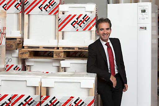 Messetour 2018 Austria Email präsentiert innovative Speicher und Wärmepumpen.