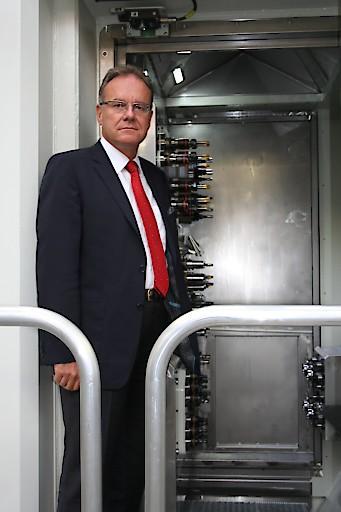 Dr. Roland Feichtl als erster Österreicher zum Präsidenten des europäischen Verbandes der Werkzeugmaschinen-Industrie CECIMO gewählt