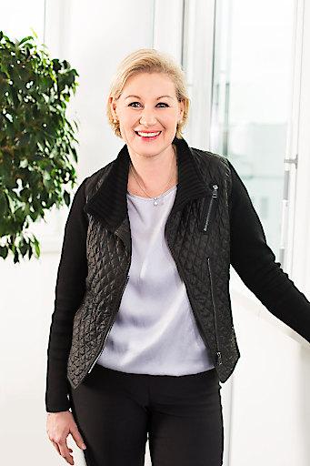 KULTURFORMAT Geschäftsführerin Daniela Grill