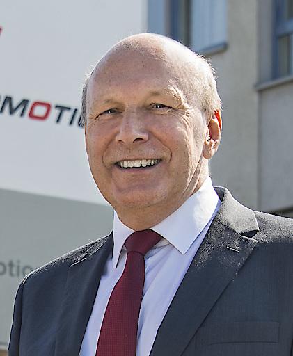 Ing. Arthur Kornmüller, Geschäftsführer, DS AUTOMOTION GmbH: