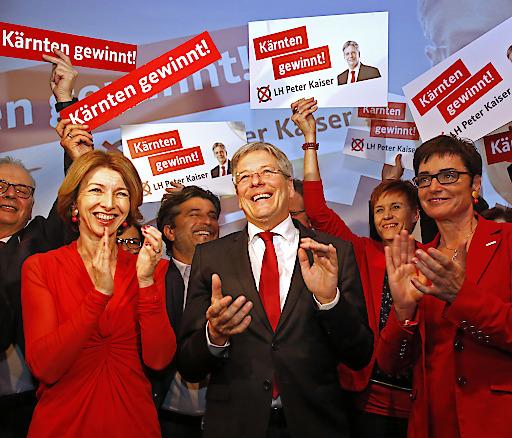 """Kärnten-Wahl – SPÖ-Wahlauftakt 1: """"Kärnten gewinnt mit LH Peter Kaiser"""""""