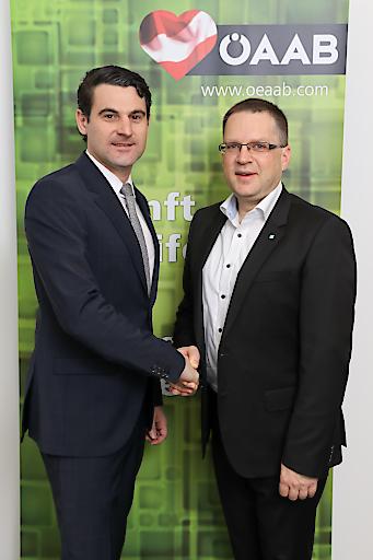 ÖAAB – Christoph Zarits wird ÖAAB-Generalsekretär