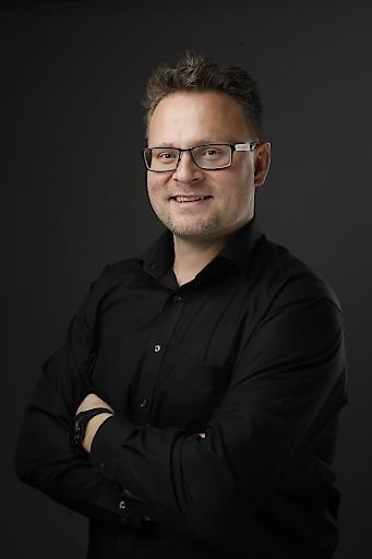 Andreas Schick, 39, wird neuer gewerberechtlicher Geschäftsführer beim Architektur- und Bauatelier Wunschhaus