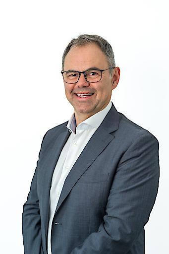 Megaboard Geschäftsführer Michael Januskovecz