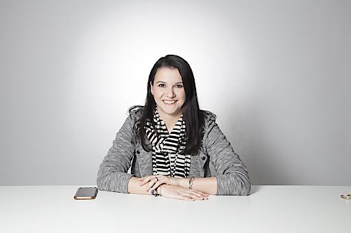 Marion Stelzer-Zöchbauer, Head of Sales in der styria digital one