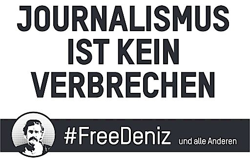 Free Deniz, Solidaritätsgrafik