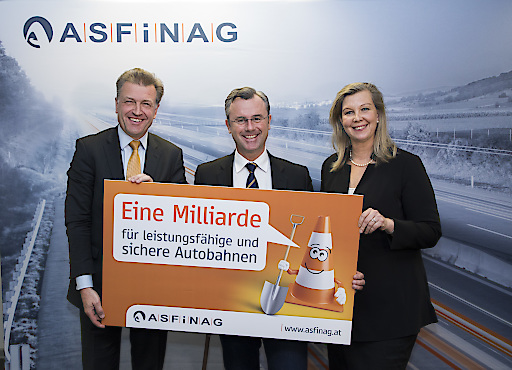 ASFINAG Investitionen 2018