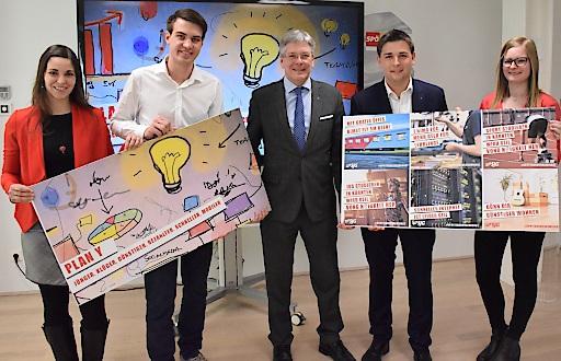 """Kärnten-Wahl: SJG will mit """"Plan Y"""" Jugend für Kärnten begeistern"""