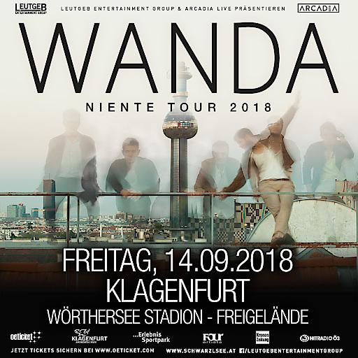 Artwork zur Veranstaltung - WANDA Niente Open Air 2018