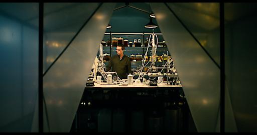 """Moritz de Vries (August Diehl) Weiterer Text über ots und www.presseportal.de/nr/12946 / Die Verwendung dieses Bildes ist für redaktionelle Zwecke honorarfrei. Veröffentlichung bitte unter Quellenangabe: """"obs/Constantin Film"""""""