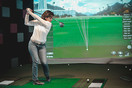 Indoor Golf Studio in St. Lambrecht