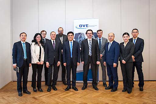 Mit dem IEC-SMB tagte ein hochkarätiges internationales Normungsgremium in Wien