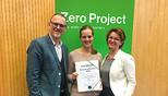 """APA-Top Easy"" mit internationalem ""Zero-Project""-Award ausgezeichnet"