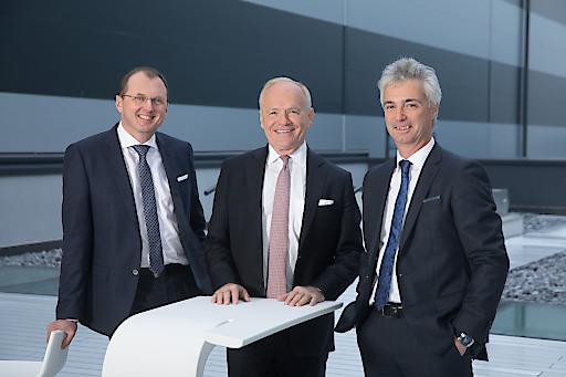 Vorstand der AMAG Austria Metall AG
