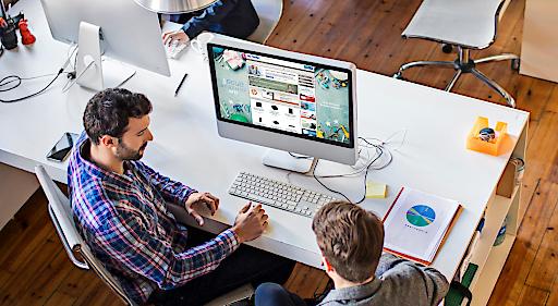 Digital in die Zukunft: Ingram Micro setzt ab sofort auf eine Rundumbetreuung auf unterschiedlichen digitalen Kommunikationskanälen.