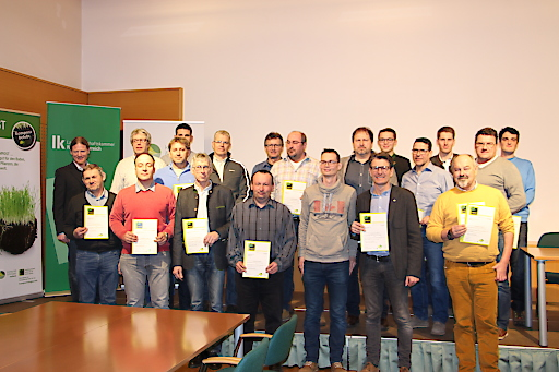 Erster landesweiter Kompoststammtisch in Niederösterreich