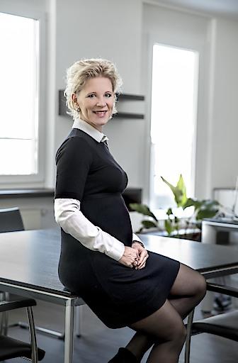 """Bisnode-D&B-Austria-Geschäftsführerin Mag. Alexandra Vetrovsky-Brychta: """"Österreich ist hinsichtlich des Einflusses von Frauen auf die Volkswirtschaft auf einem grundsätzlich vergleichsweise guten Weg ist."""""""