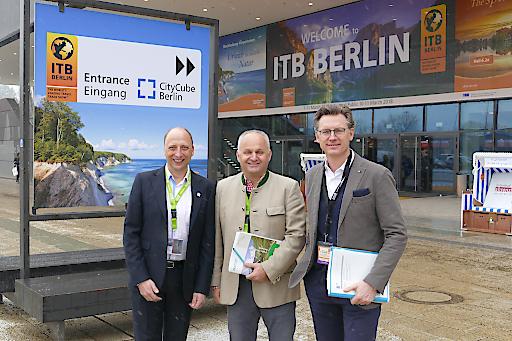 Ferienregion Nationalpark Hohe Tauern auf der ITB Berlin mit gemeinsamen Leitthemen: Verantwortung und Nachhaltigkeit im Tourismus