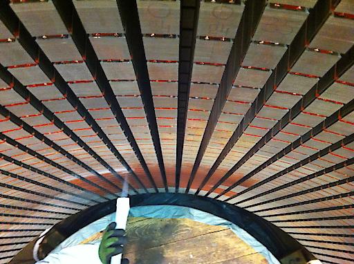 3 Millimeter oder 3 Meter - berührungslose Reinigung von Keramik-Waben bis Industrie-Großanlagen mit kalter Trocken-Druck-Luft