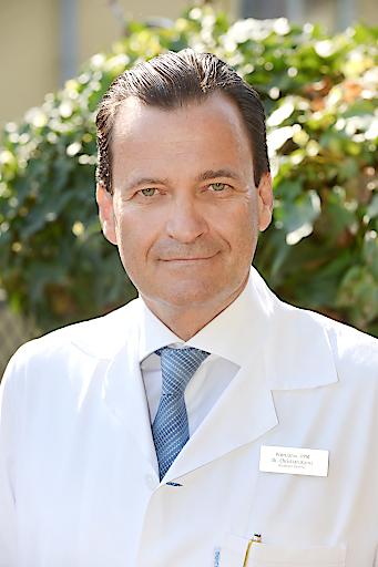 Prim. Univ.-Prof. Dr. Christian Kainz, Facharzt für Gynäkologie und Geburtshilfe, Ärztlicher Direktor der Privatklink Döbling