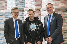 ARDEX Österreich unterstützt 10-fachen Weltrekordhalter im Freitauchen