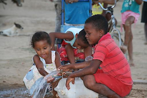 Dank der Brunnenbauprojekte der Greenfinity Foundation hat sich die Lebensqualität der lokalen Bevölkerung deutlich verbessert.