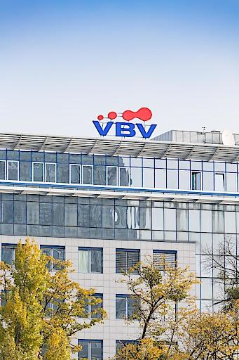 Bild vom Firmensitz der VBV-Gruppe