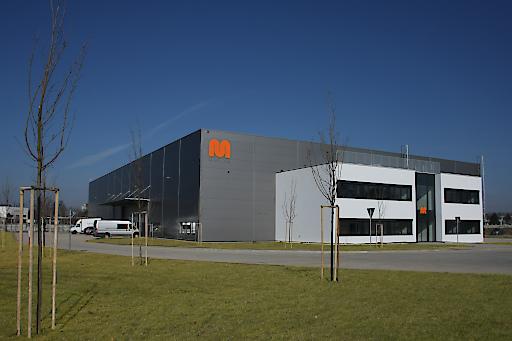 Maplan: Werkeröffnung in der Slowakei