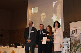 Fotograf: Health Research Award, Fotocredit: Health Research Award