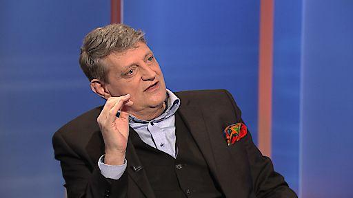 Ex-TV-Moderator und Journalist Dieter Chmelar