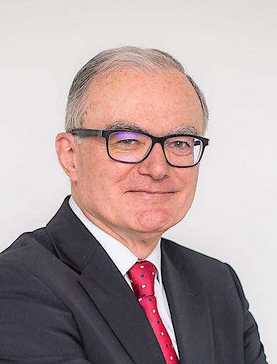 Pressefoto Dr. Norbert Griesmayr