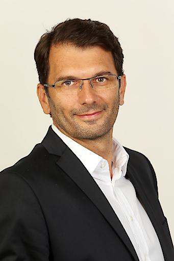 """Oliver Pokorny (49), Leitender Redakteur der """"Kronen Zeitung"""", übernimmt ab 1. Juni 2018 zusätzlich die Chefredaktion der """"Steirerkrone""""."""