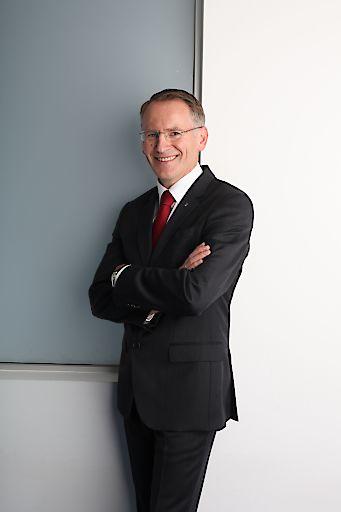 Manfred Huber (52) fungiert ab sofort als Geschäftsführer der hali gmbh.