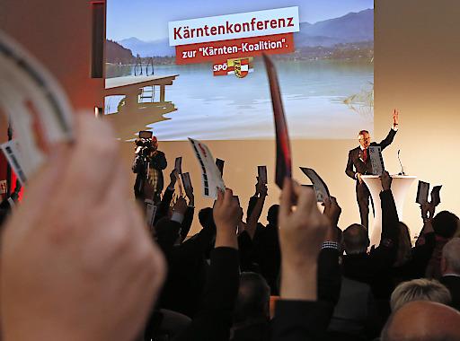 Kärnten Konferenz 1