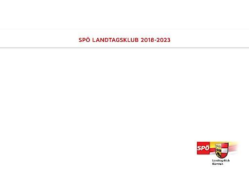 Kärnten-Koalition: Landeshauptmann Kaiser präsentiert 2. Teil des SPÖ-Power-Teams