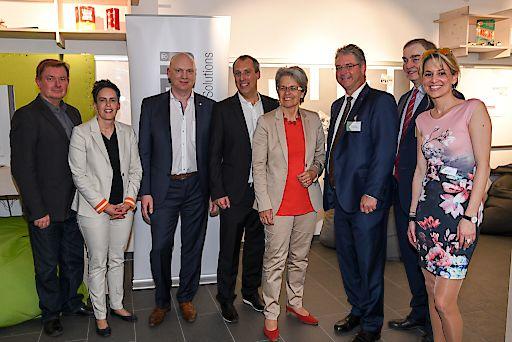 REHAU Österreich eröffnet Campus für Innovation und Inspiration