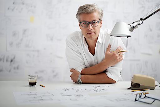 Designer Thomas Feichtner ist zu Gast bei den Designtagen Salzburg